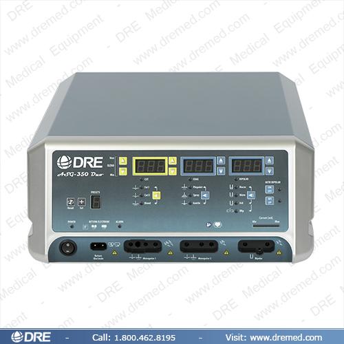 DRE ASG-350 Duo Electrosurgical Unit  (ESU)
