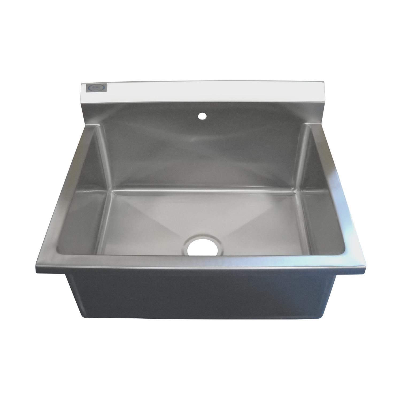DRE Economy Stainless Steel Scrub Sink