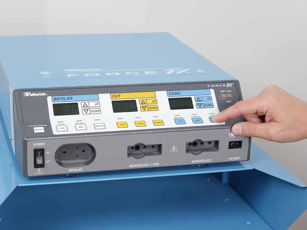 Electrosurgical Unit Essential Accessories Checklist