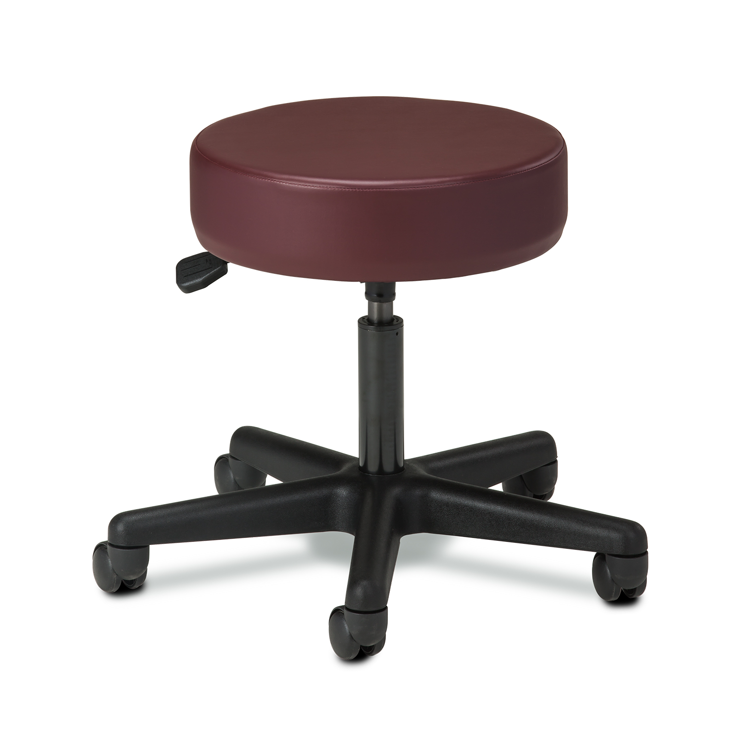 Clinton 5-Leg Nylon Base Pneumatic Stool
