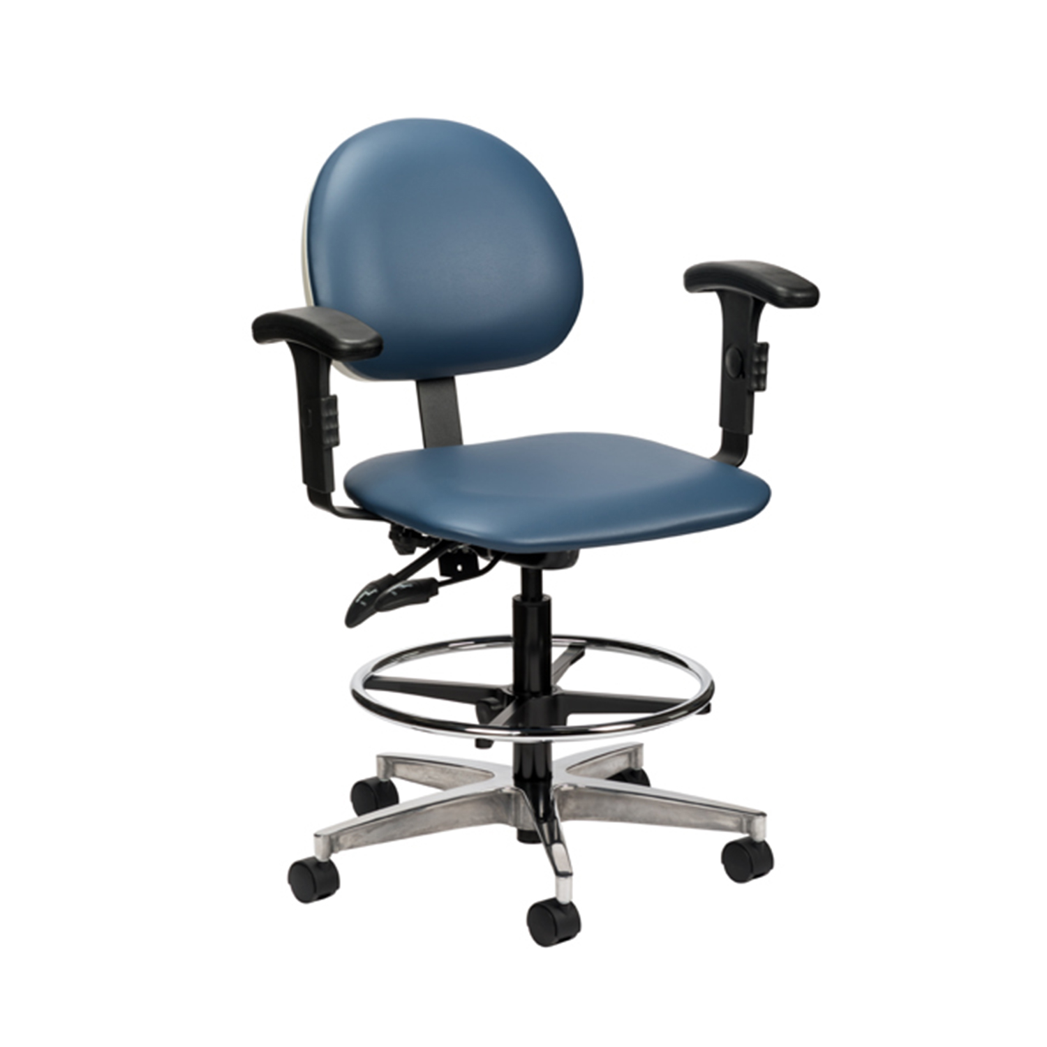 Clinton Lab Chair With Armrests