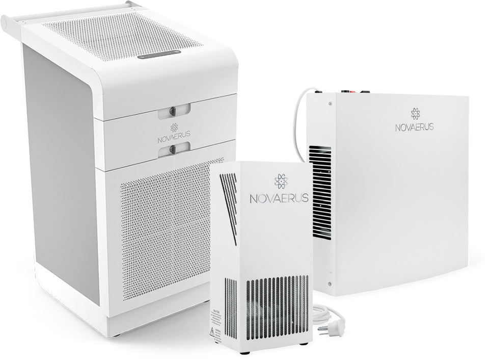 Novaerus Air Filtration Systems