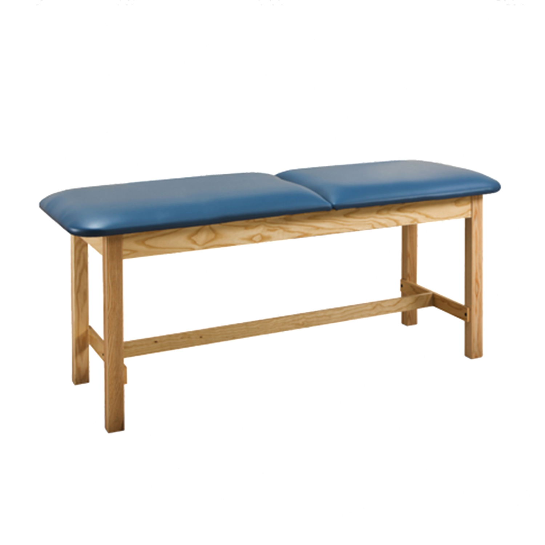 Clinton ETA Classic Series Treatment Table with H-Brace - 1010