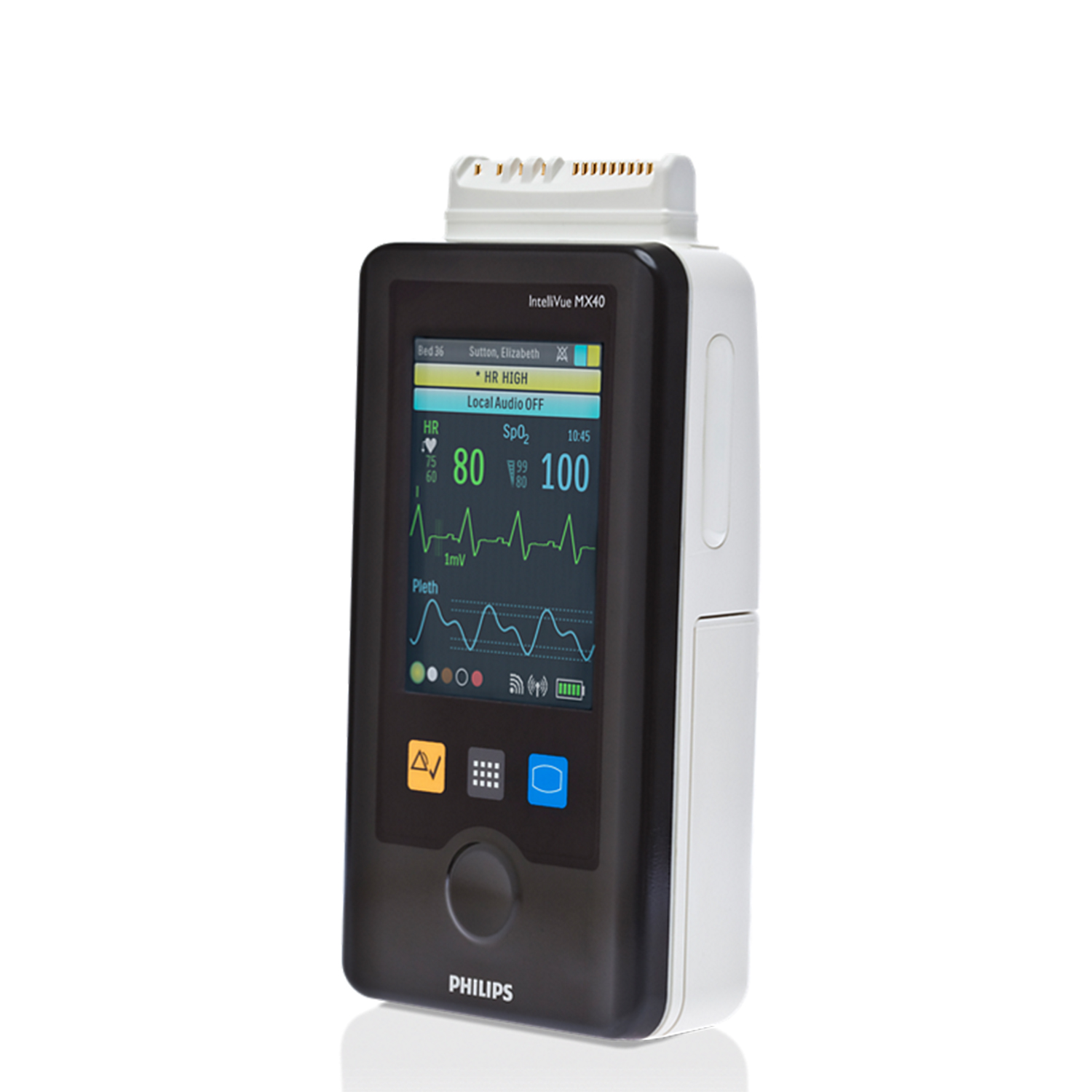Philips Intellivue MX40 Telemetry Device
