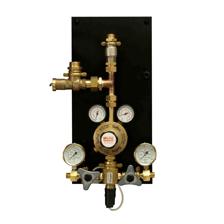 DRE Gas Manifold