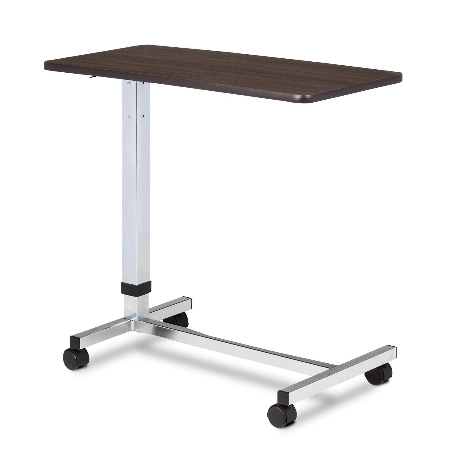Clinton Over Bed Table, H-Base