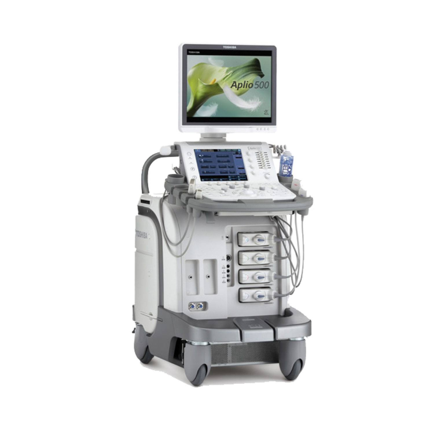 Toshiba Aplio 500 Ultrasound Machine