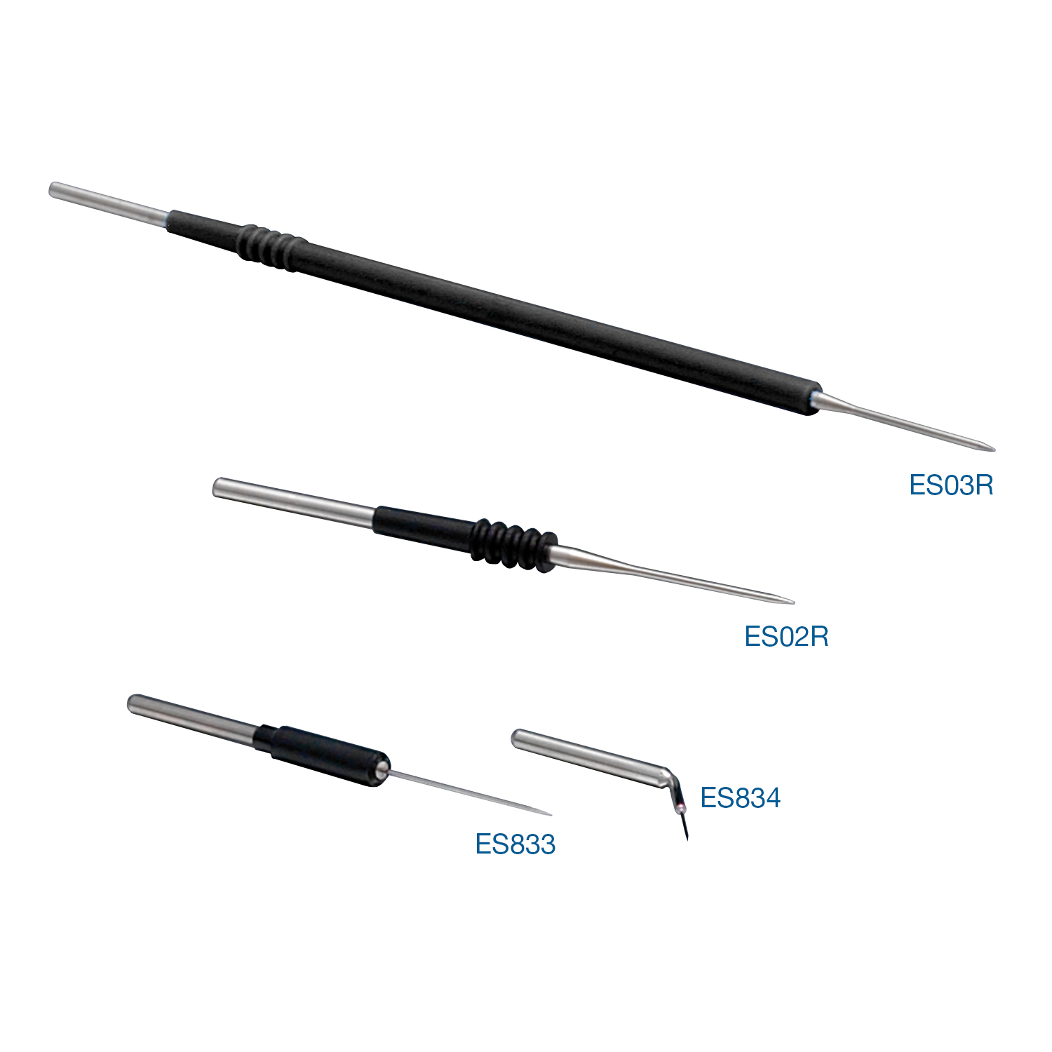 Bovie Reusable Non-Sterile Needle ESU Electrodes