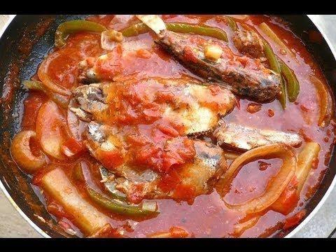 Guiso de sardinas
