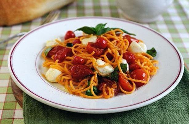 Espagueti napolitano