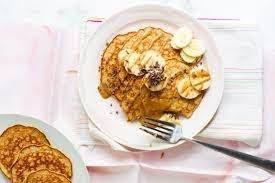 Hotcakes de plátano