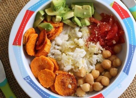 Mix de arroz  y garbanzo