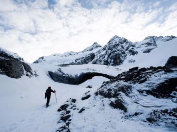 Glaciar Vinciguerra  | Laguna de Los Tempanos