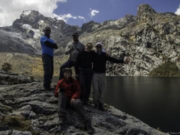 Laguna Churup - Huaraz