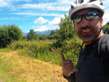 Day Bike Tour Pucon x Lago Caburga - Chile
