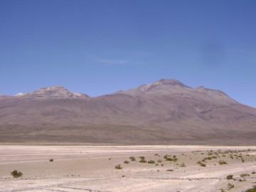 Expedição Bolívia - Peru: Valle del Colca  (PER) - Set/10