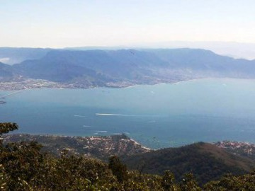 Trilha do Pico do Baepi - Ilhabela - SP