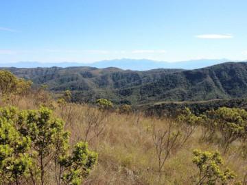 Pedra da Bacia - Serra da Bocaina