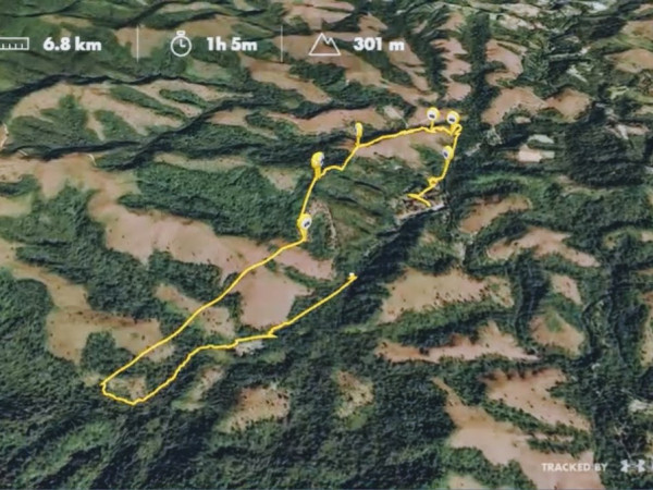 Trilha Dos Campos E Cachoeira Do Galharada
