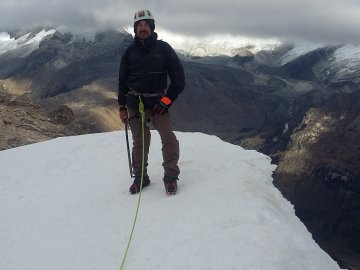 Nevado Mateo