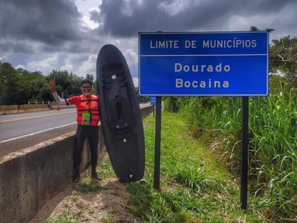 Expedição Rio Jacaré Pepira - Brotas (SP)
