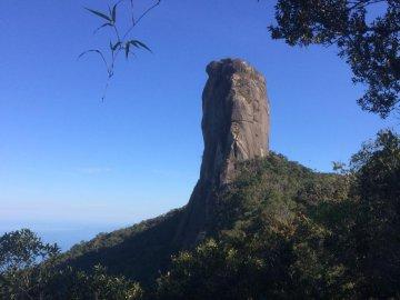 Rio Bracui, Rio Mimoso e  Pedra do Frade