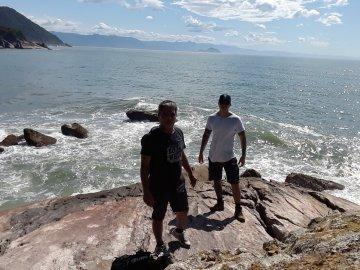 RockTrekking Prainha Branca Praia Preta e Camburi - Bertioga