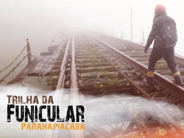 Trilha da Funicular de Paranapiacaba - SP