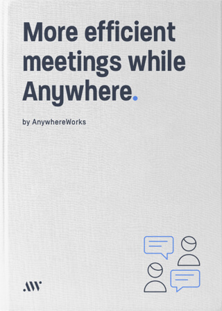 How to have more efficient meetings while working from home