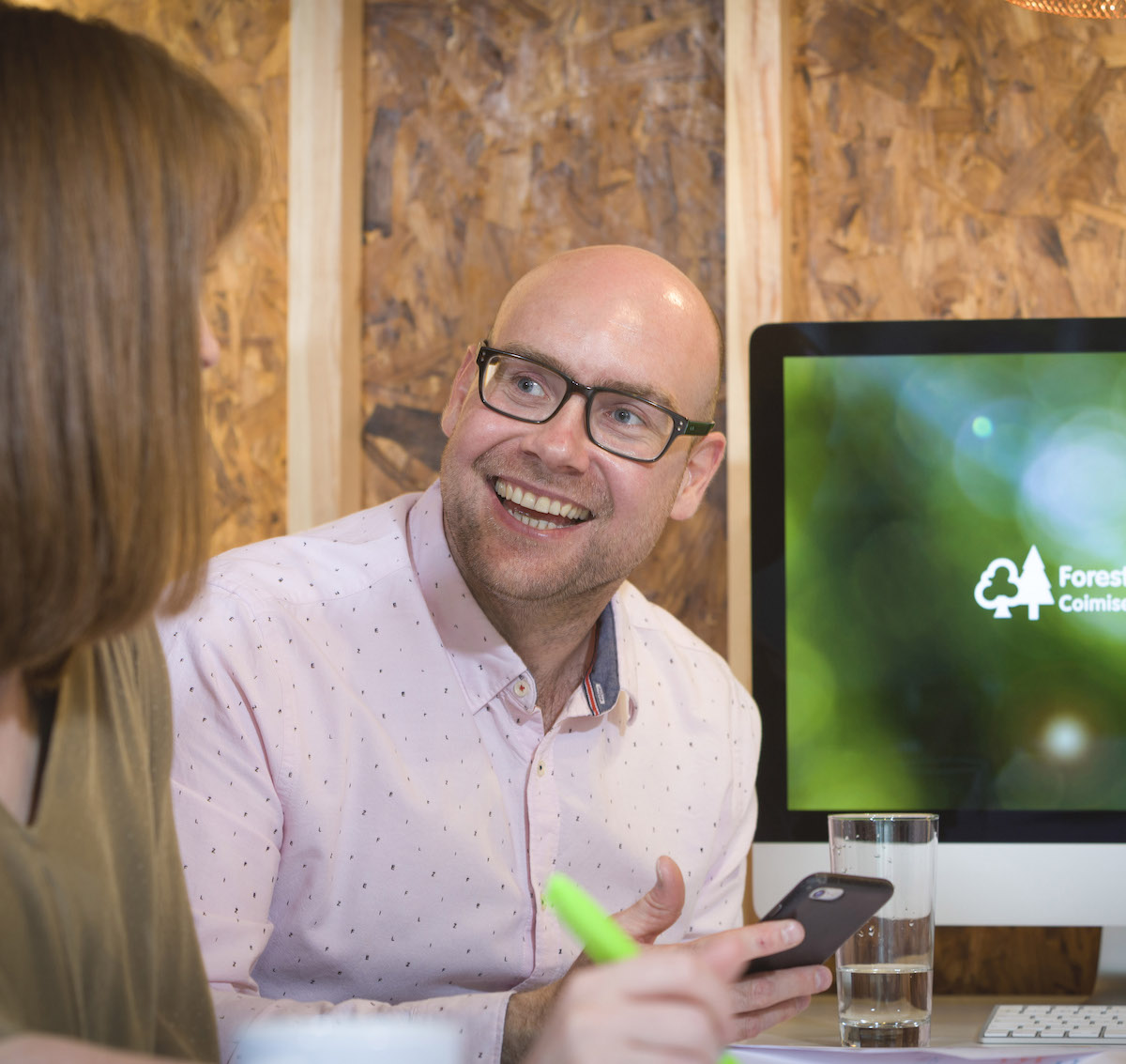 Running a design agency from home with Firefly Design