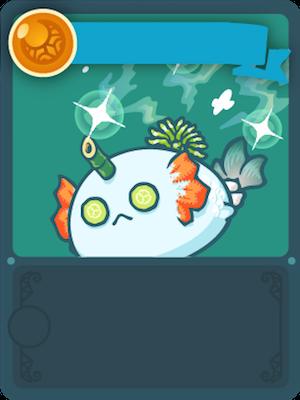 Card Aqua Vitality