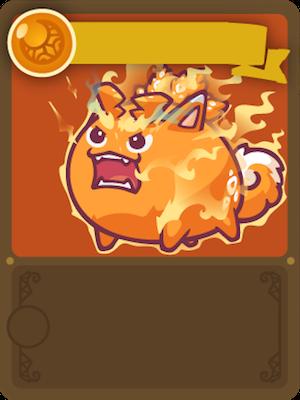 Card Rampant Howl
