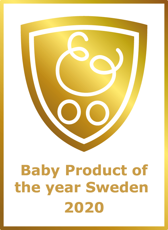 Baby Product of the year Sweden 2020