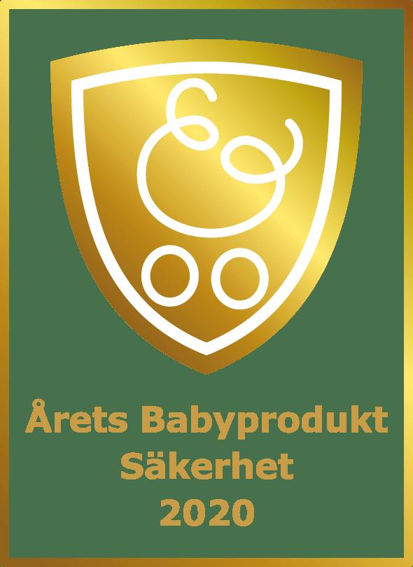 Årets Babyprodukt 2020 – Säkerhet