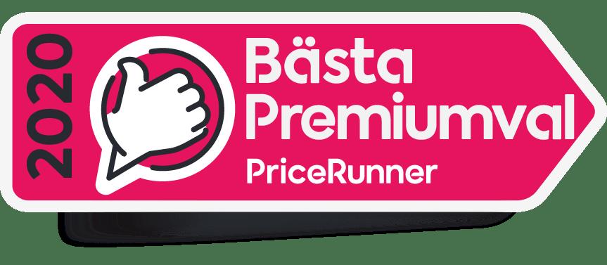 Bästa Premiumval 2020 – Pricerunner
