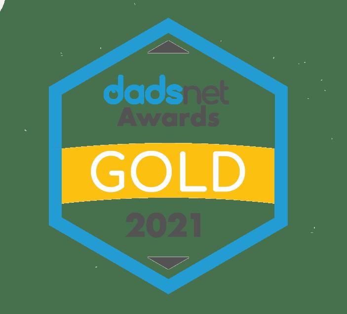 Dadsnet Awards – GOLD