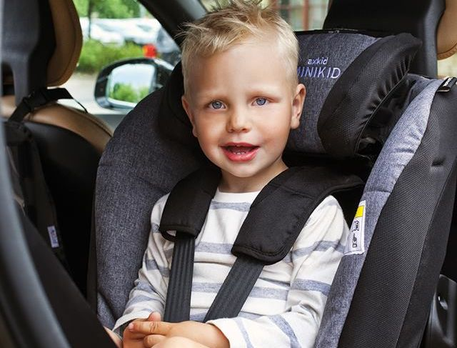 The Car Seat Guide by Axkid | Axkid
