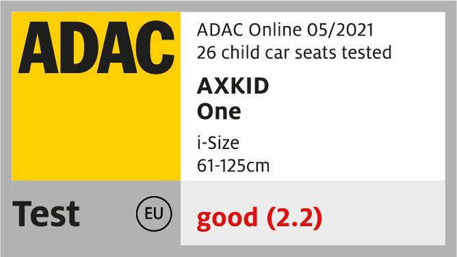 ADAC Testvinnare ONE