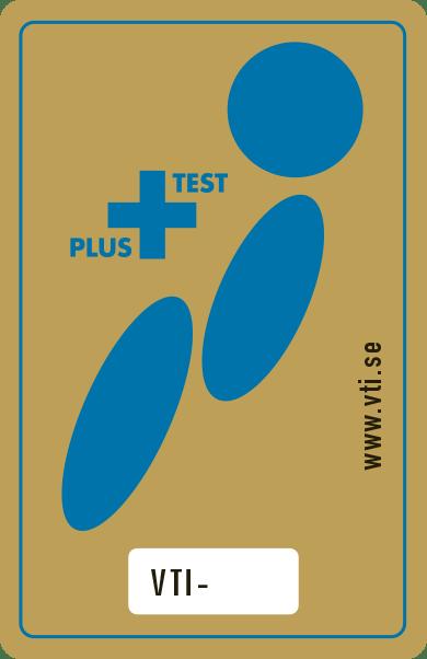 Titulaire du Plus Test jusqu'à 25 kg