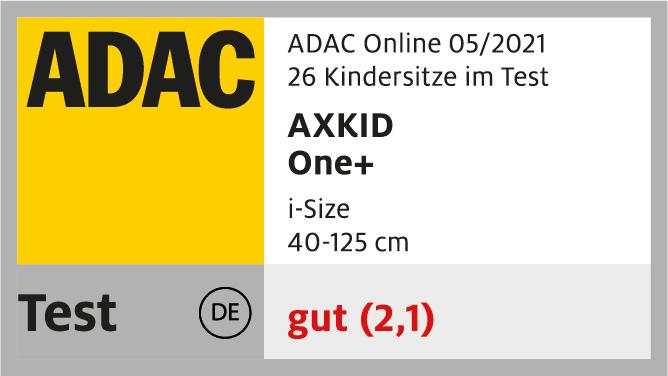 ADAC Testsieger ONE+