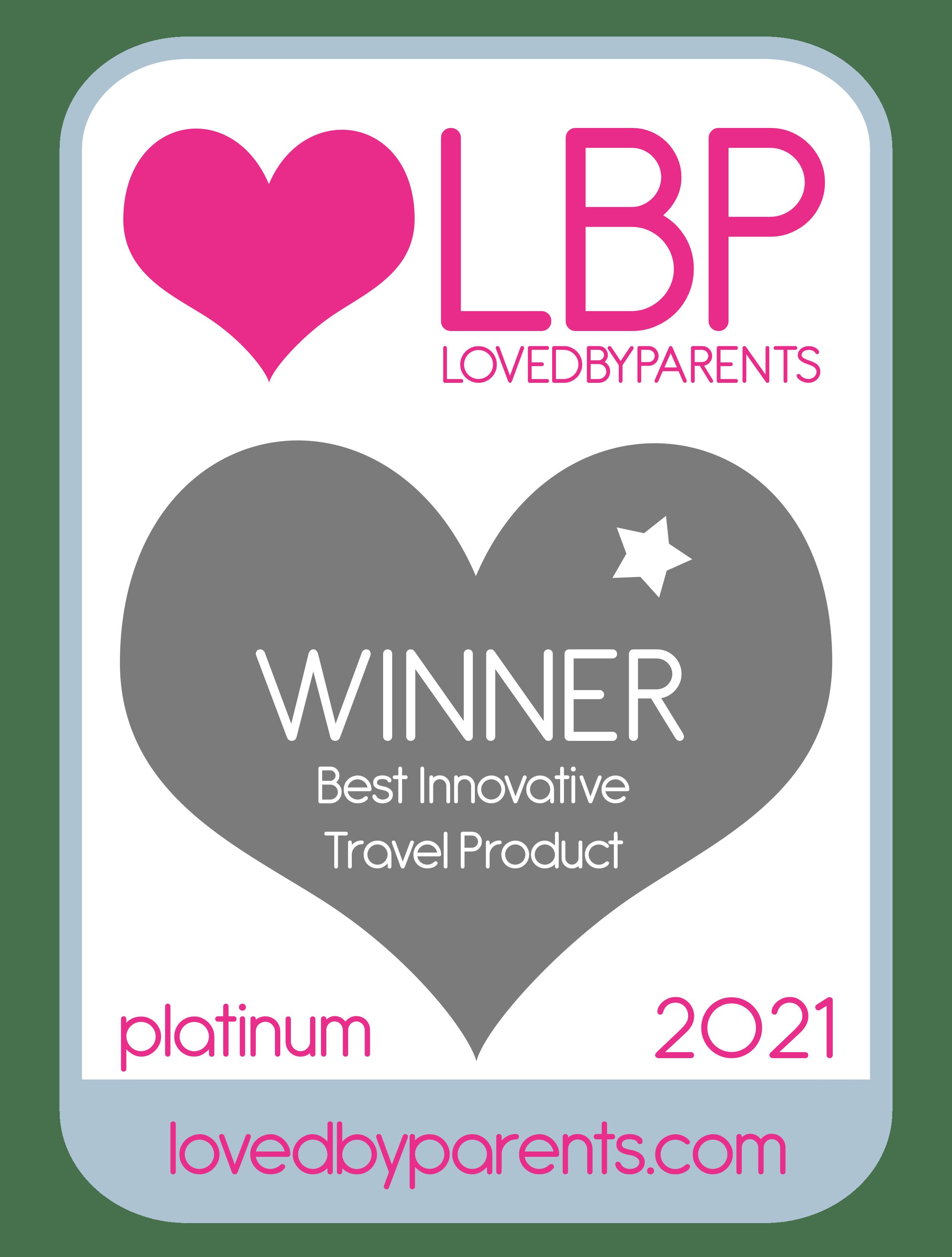 Best Innovative Travel Product 2021 – LBP