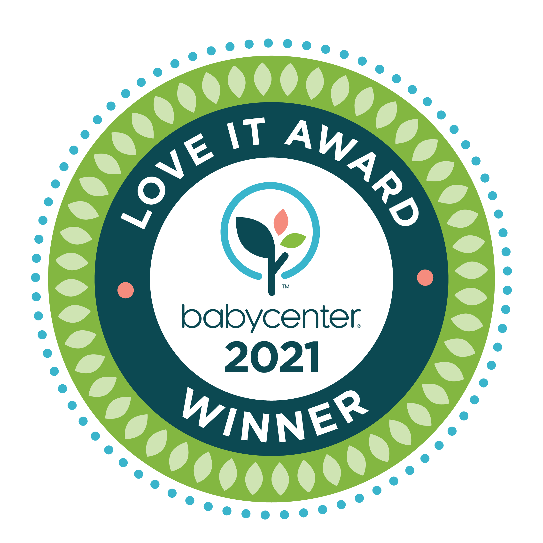 Babycentre – Love It Award Winner 2021
