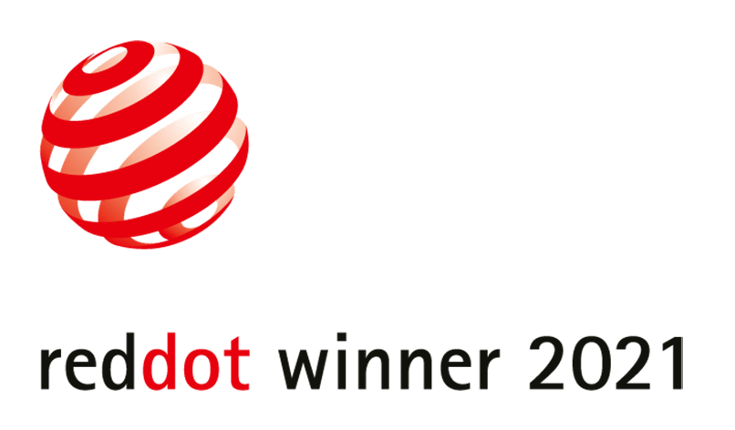 Reddot winner 2021