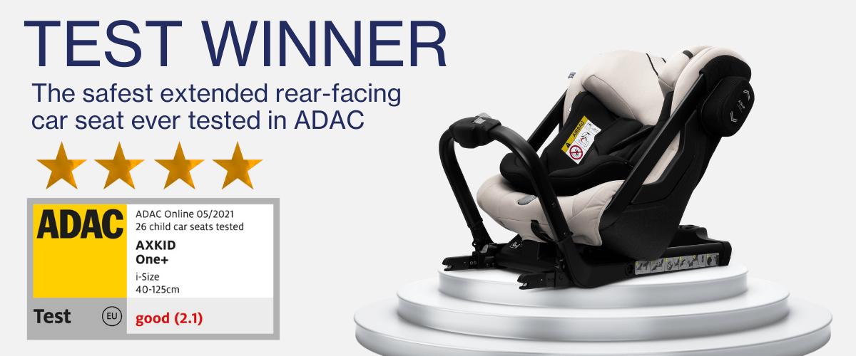 Test Winner Axkid One Adac