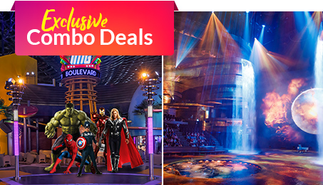 Exclusive Combo Deals On Top Attractions