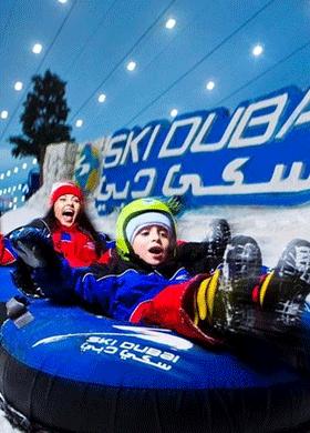 Ski Dubai - Snow Classic Pass With Hot Chocolate