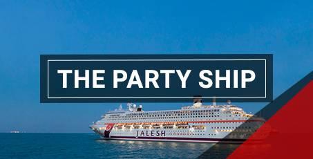 Jalesh Party Cruise