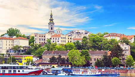 Fascinating Belgrade
