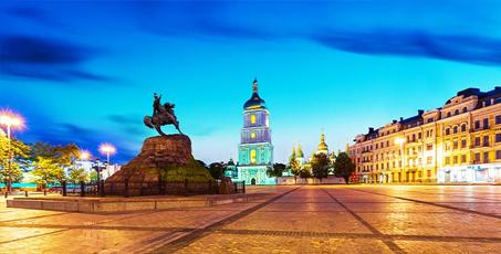 Unconventional Kyiv