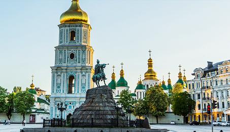 Bewitching Kyiv